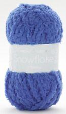 Sirdar Snuggly Snowflake Chunky 668 Baloo Blue Yarn 25g Flat Rate Postage