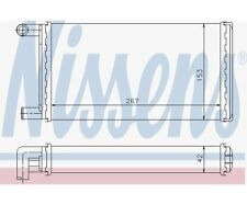 NISSENS Heat Exchanger, interior heating 72004
