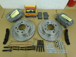 Triumph TR7 TR8 ** UPRATED BRAKE KIT- WILWOOD CALIPERS VENTED DISCS ALL FITTINGS