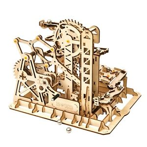 Brand New! 3D Wooden Jigsaw - Marble Climber - UK Stock - Great Gift!