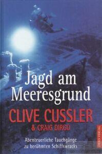 Jagd am Meeresgrund: Cussler, Clive / Dirgo, Craig