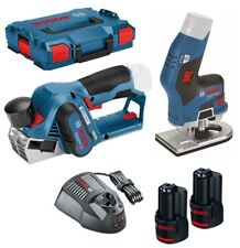 Power tool routers ebay bosch gkf 12 v 8 router gho 12v planer 2 x 30ah in keyboard keysfo Images