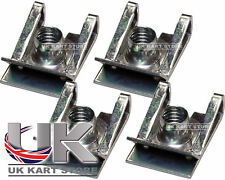Rotax Max Genuine Air Box Fixing Clip Set UK KART STORE