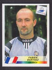 Panini-France coupe du monde 98-Nº 158 FABIEN BARTHEZ-France