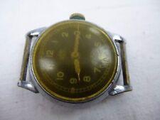 (5) Herren Uhr Armbanduhr ~ Thiel / Ruhla um 1950 ~ defekt an Bastler o. Sammler