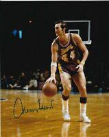 Jerry West Autographed Signed 8x10 Photo ( HOF Lakers ) REPRINT