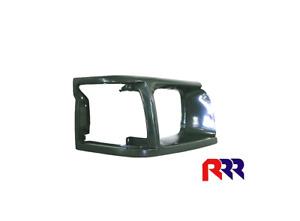 FOR TOYOTA HIACE LH102 89-93 HEADLIGHT LAMP CASE/RIM, DARK GRAY- RIGHT SIDE