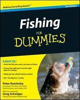 Fishing for Dummies (Paperback or Softback)