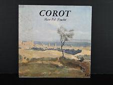 LIVRE COROT MAX POL FOUCHET HENRI SCREPEL COLLECTION DE LA PEINTURE COROT (C90)