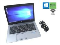 "HP EliteBook 840 G2 14"" Laptop Core i5-5300U 2.3GHz 256GB SSD 8GB Windows 10 ***"