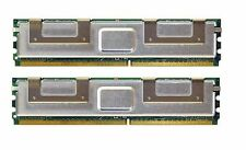 NOT FOR PC! 8GB 2x4GB PC2-5300 ECC FULLY BUFFERED HP Compaq xw6400 Workstation