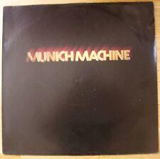MUNICH MACHINE Same LP/GER
