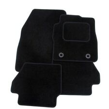 Carpet Cars Mats For BMW 3 Series E46 Coupe Tailored Car Mat Set In BLACK