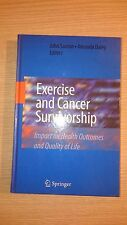 Exercise and Cancer Survivorship - Ex Library Book, very good
