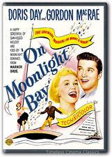 On Moonlight Bay DVD New Doris Day, Gordon MacRae, Jack Smith, Leon Ames