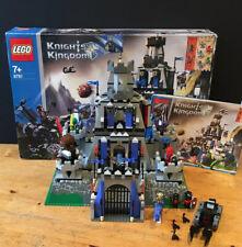 LEGO Knights' Kingdom Set 8781 The Castle of Morcia - Complete w/ Box - 2004
