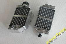 ALUMINUM RADIATOR FOR KTM 50 SX/SX MINI/SXS 2-STROKE 50cc/49cc 2012-2018 2015