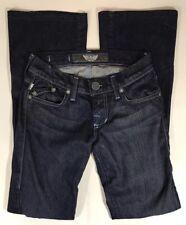 EUC Womens Rock & Republic Size 23 Bootcut Dark Wash Jeans