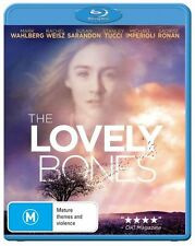 The Lovely Bones Blu-ray Region B