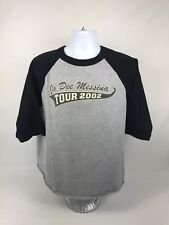 VTG 2002 Jo Dee Messina Country Music Tour 3/4 Sleeve Raglan Shirt Size XL