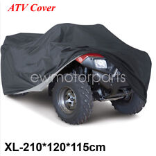 XL Waterproof Dust ATV Quad Bike Cover fit for Yamaha Banshee Bear Tracker Bruin