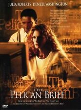 The Pelican Brief (DVD, 1997) A must have title, from my smoke free home, enjoy!