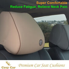 Travel Pillow Head Cushion Neck Pillow For Car Made Of Memory Foam, WATER DROP