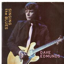 "Dave Edmunds - Singing The Blues 7"" Single 1980"