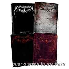 Metalocalypse Dethklok Death Clock Complete Series Seasons 1 2 3 4 Box/DVD Sets