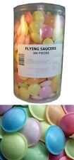 Flying Saucer UFO Container 300 Pieces Sour Lollies Party Favors Candy Sweets