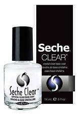 Seche Clear Crystal Clear Base Coat - (.5oz) 83117