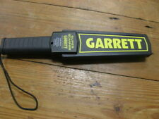 Garrett Security Metal Detectors