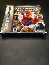 Marvel: Ultimate Alliance (Nintendo Game Boy Advance, 2006)