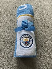 Manchester City Christy Retro Bath Towel With Embroidery 70x130cm BNWT RRP £28