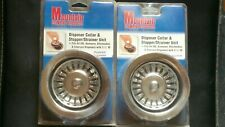 Mountain Plumbing CMT 200 PS Disposer Collar Stopper Strainer Unit steel 3 3/8ID