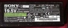 GENUINE SONY VAIO POWER AC ADAPTER CHARGER VGP-AC19V48 19.5V