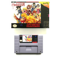 Princess Minerva for snes game cartridge english translated