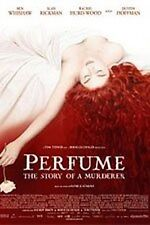 PERFUME - THE   STORY   OF   A   MURDERER      film    poster.