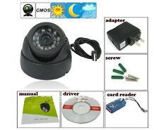 CCTV Dome Camera DVR Night Vision With IR,Inbuilt DVR and Micro SD Card Slot S01