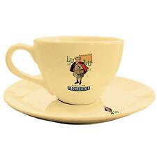Tasse et sous tasse en céramique Lu Petit Beurre