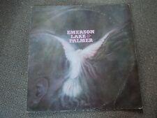 Emerson Lake & Palmer RARE Debut Vinyl LP