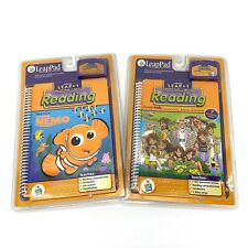New Finding Nemo & Amazing Bible Stories LeapPad Reading Learning System