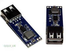 DC-DC 3V/3.3V/3.7V/4.2V to 5V USB 2A Step Up Power Module new - UK seller
