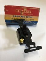 NOS Vintage Homart On-Off Wall Switch 5247