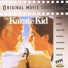 THE KARATE KID Original Soundtrack CD BRAND NEW