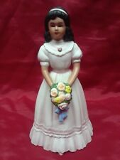 Quinceanera Celebration Home Interiors 15 Anos Birthday Young Woman Figurine