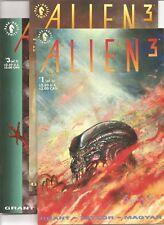 Dark Horse Comics  Alien 3  Complete 1 - 3 W/Bonus  Earth Angel 1