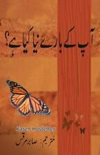 What's New about You? in Urdu by Karen Hostetter (2013, Paperback)