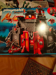 playmobyl forteresse imperial du dragon 5479