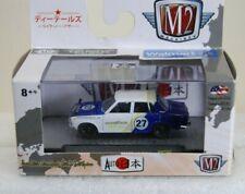 M2 Machines *AUTO-JAPAN WALMART* GOODYEAR 1969 Nissan Bluebird 1600 SSS